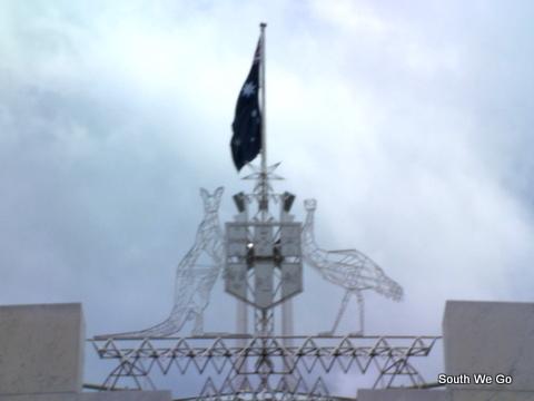 Embleme de l'Australie