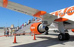 Easyjet A319-100
