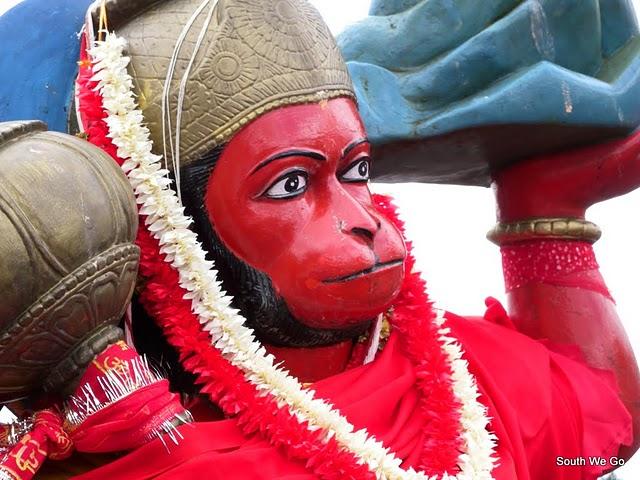 Red Monkey God