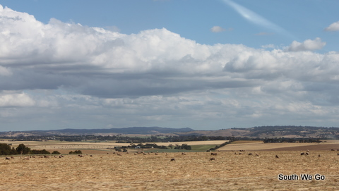North of Adelaide